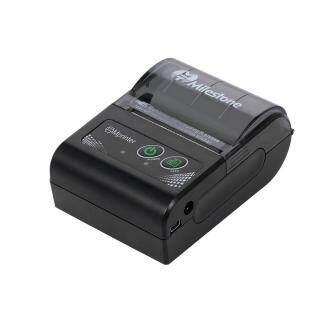 MHT-P10 Máy In Hóa Đơn Nhiệt Mini USB + Bluetooth Điều Khiển Điện Thoại 48Mm, Dành Cho Android, Máy In IOS, Phích Cắm EU thumbnail