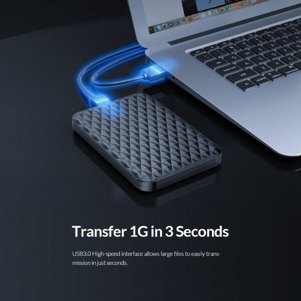 Bảng giá ORICO Vỏ Hộp SSD SATA 2.5 5Gbps USB 3.0 Inch Bộ Chuyển Đổi Vỏ Ổ Đĩa Cứng Phong Vũ