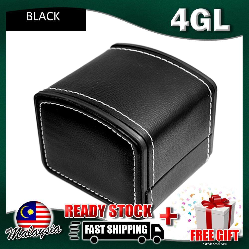 4GL PU Leather Watch Box Storage Case Malaysia