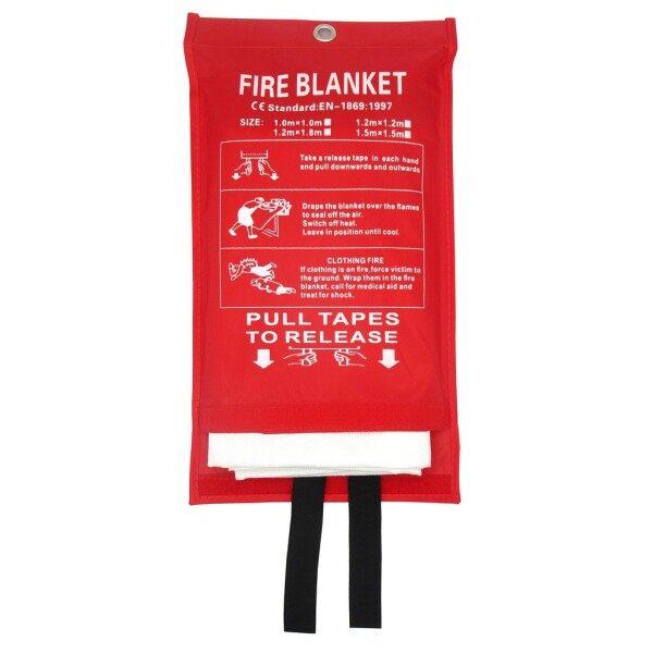 FIRE BLANKET SOFT BAG