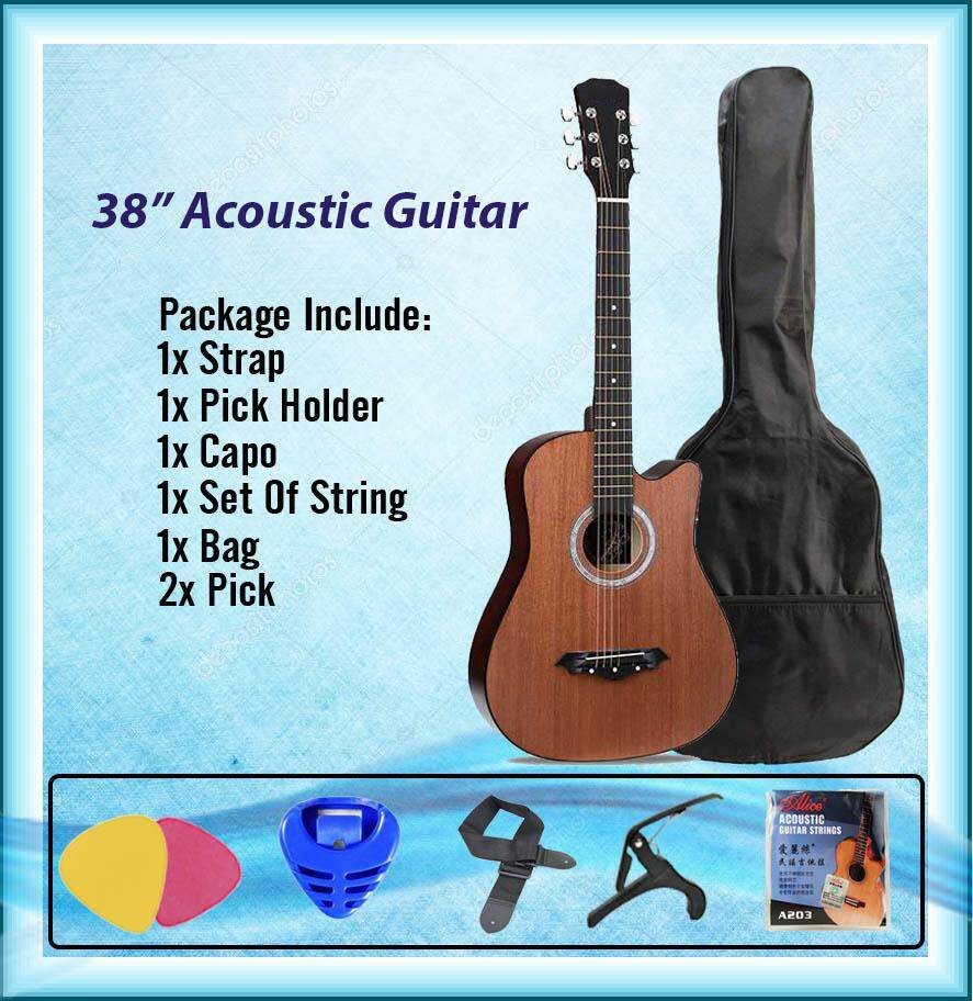 Acoustic Guitars for the Best Price in Malaysia