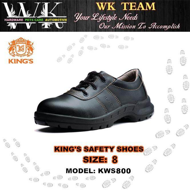 KINGS SAFETY SHOES KWS800 (Size : 8)
