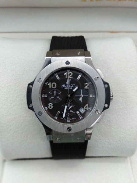 HUBLOT_BIG_BANG ALL FUNCTION WORKING_ SPOCHAL EDITION GENEVE MOVEMENT SHOCKING DEAL Malaysia