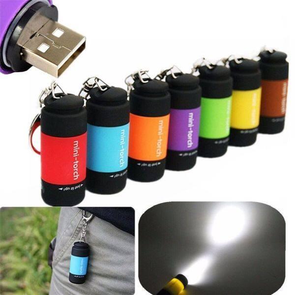 Đèn Pin Mini Bán Chạy Đèn LED Chống Nước Đèn Pin LED Sạc Được