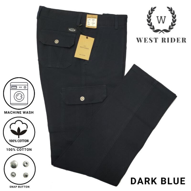 HEAVY DUTY WORKING PANTS / CARGO PANTS / SELUAR KERJA 1088 - DARK BLUE