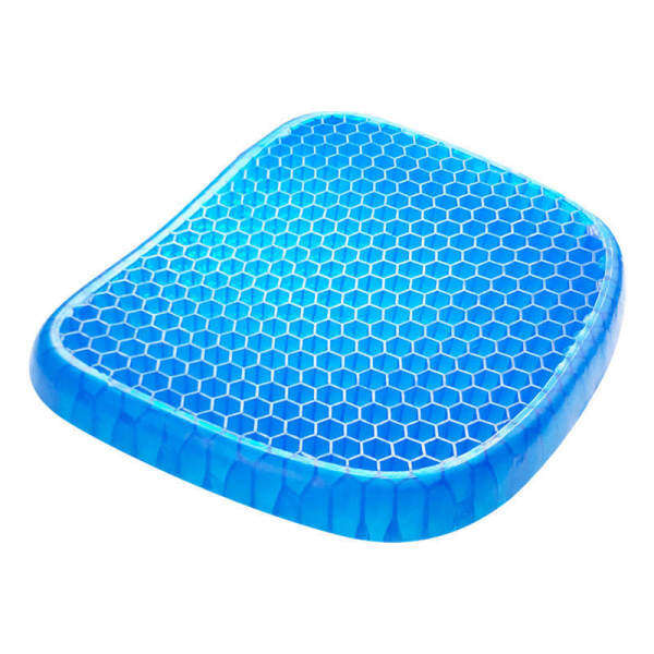 [BFD] Honeycomb gel thickening summer cooling mat breathable cushion car seat cushion chair cushion students office chair cushion soft ice