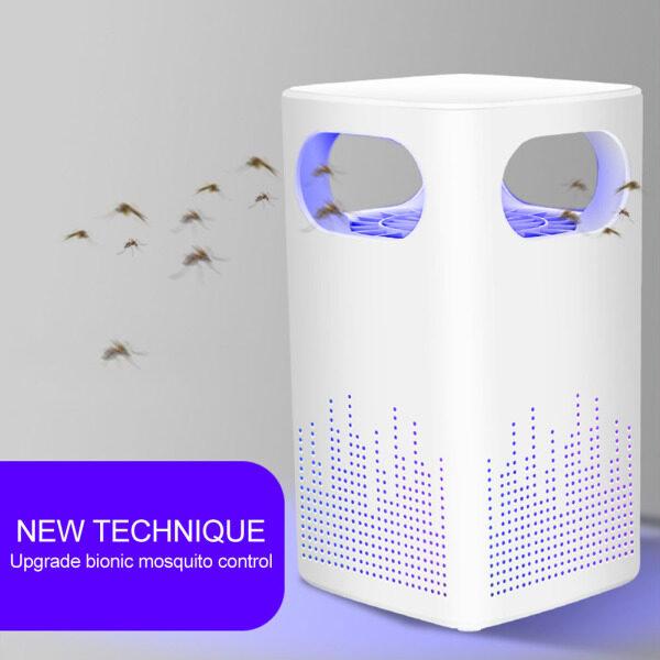 Đèn Led Quang Xúc Tác Chống Muỗi Diệt Đèn USB Điện Nhà Zapper Bẫy Ánh Sáng Cho Hộ Gia Đình