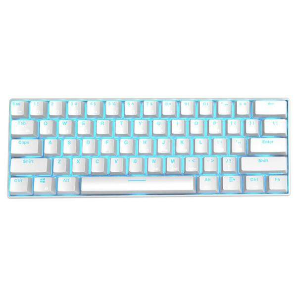 [Ready]RK61 Wireless Bluetooth Wired Mechanical Backlight Gaming Office Keyboard Singapore