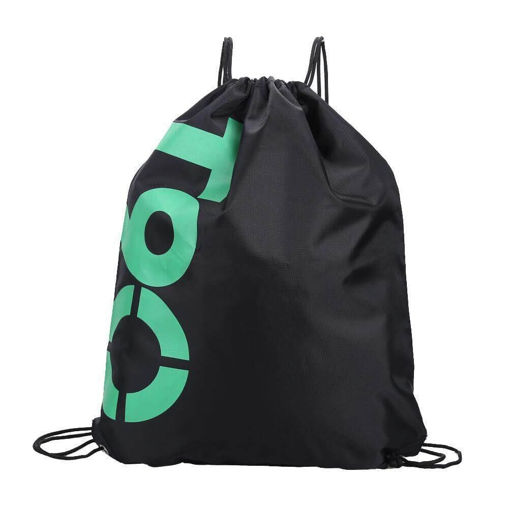 Sports Drawstring Bag Oxford Polyester Black By Pok Pa Shop.