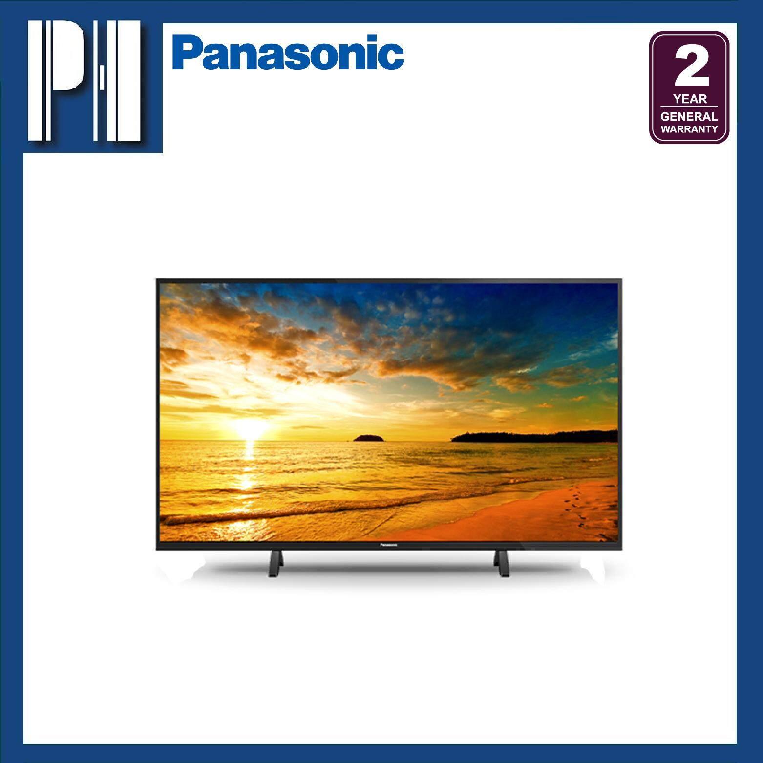 "PANASONIC TH-49FX505K 49"" FX505 4K LED Smart TV"