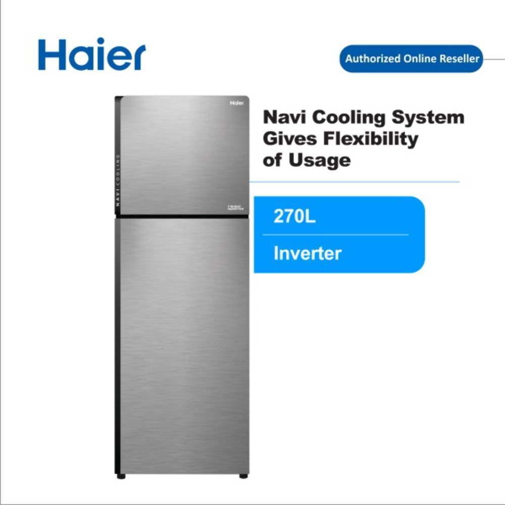 Haier HRF-278IHM 2 Door Series Refrigerator