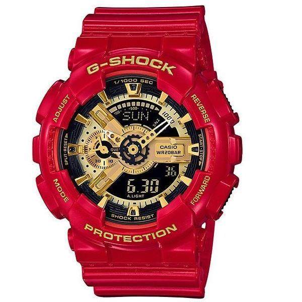 SPECIAL PROMOTION CASI0 G... SHOCK_GA110 DUAL TIME RUBBER STRAP WATCH  FOR MEN Malaysia