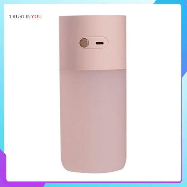 400ml Dual Spray Air Humidifier Ultrasonic Aroma Water Mist Diffuser Maker LED Night Light Singapore