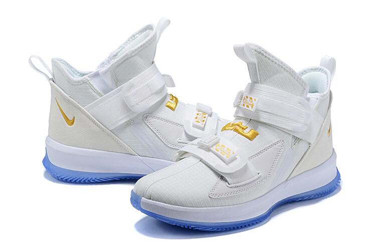 Original high quality James Soldier 13 Lebron 13 combat basketball shoes size40-46