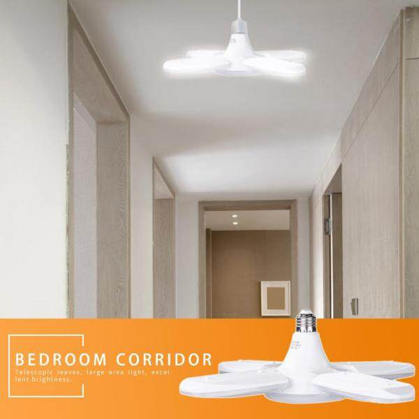 [Chinatera] 60W E27 Indoor Deformable LED Shop Work Light 110-265V Folding Garage Lamp