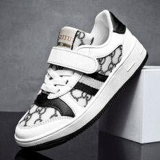 Giày Vải Trẻ Em Leong Giày Thể Thao Bé Trai Giày Tennis Nữ Giày Dép Trẻ Em Trẻ Mới Biết Đi Chaussure Xuân Thu