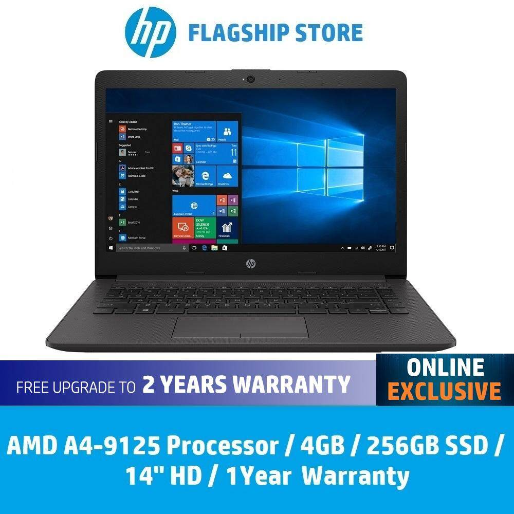 HP Laptop  245-G7 **ONLINE EXCLUSIVE** [FREE Upgrade to 2 Years Warranty & Delivery] Malaysia