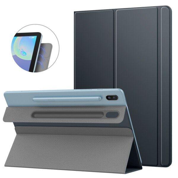 Bảng giá Ốp Lưng Thông Minh Folio Cho Samsung Galaxy Tab S6 10.5 2019, Vỏ Bọc Đỡ Thông Minh Mỏng Nhẹ, Hấp Thụ Nam Châm Mạnh Cho Tab Phong Vũ
