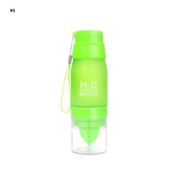 Jayoyi Trekking bottle portable Fashion bottle Fruit Infusion Water Sport Health Juice Lemon Juice Cup Drink Bottle