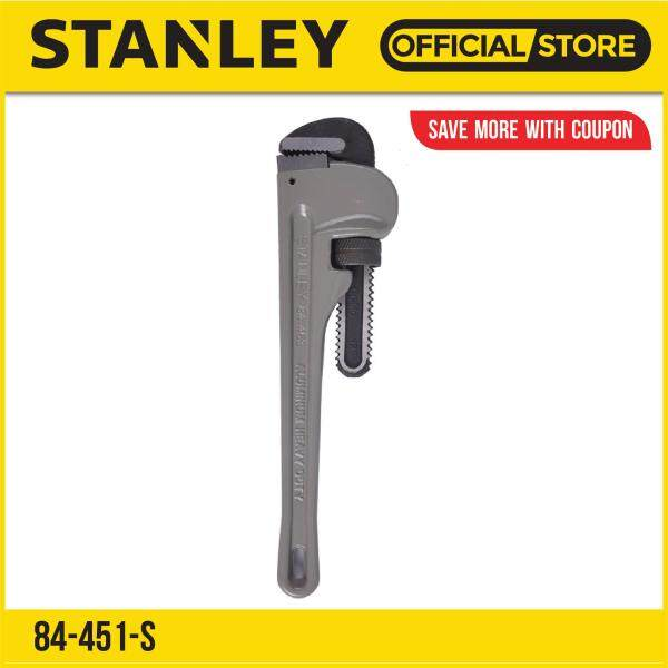 Stanley 84-451-S (84-451) Aluminium Pipe Wrench 10in 250mm