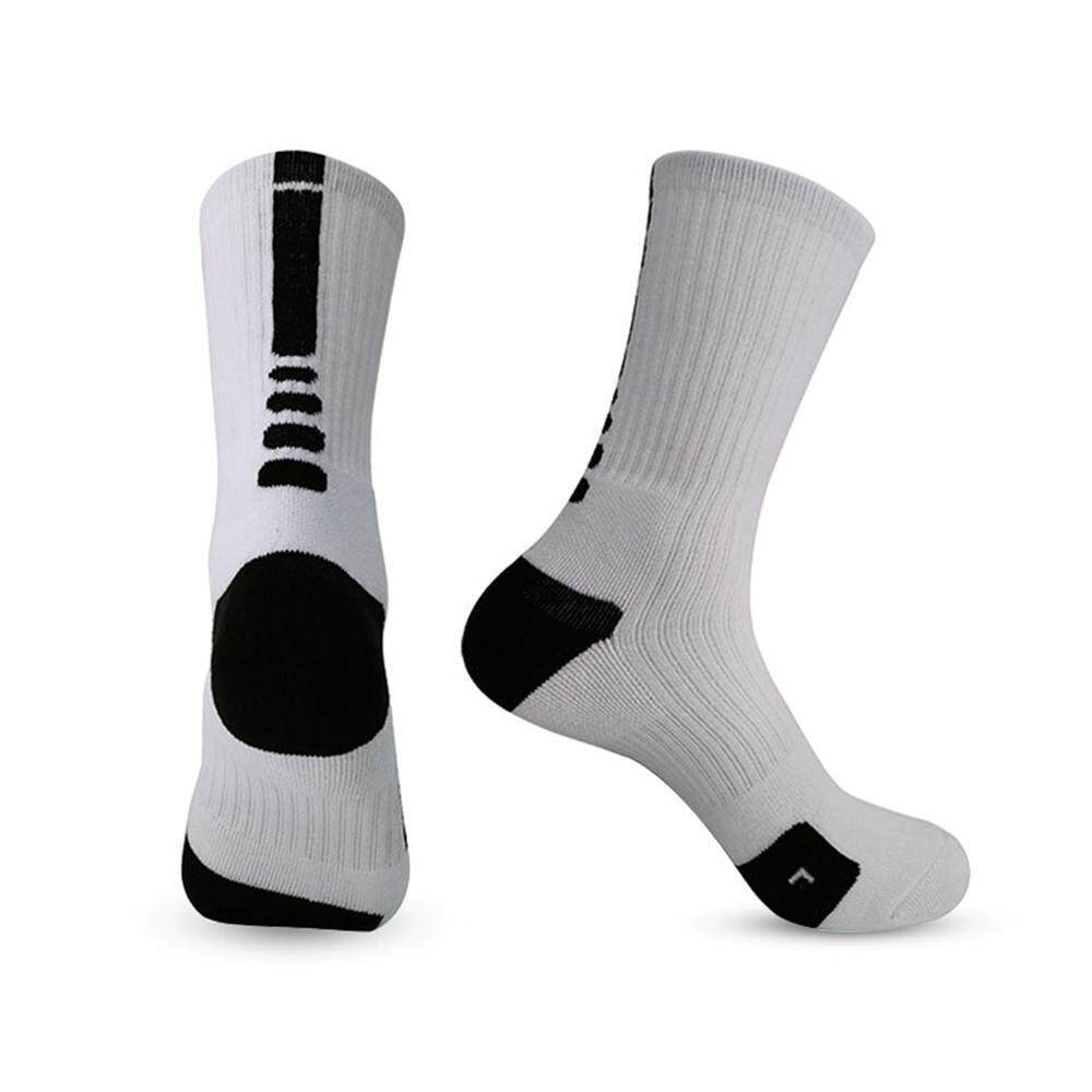 Outflety Football Striped Knee High Socks Sport Basketball Gym For Rugby Womens Mens By Outflety.