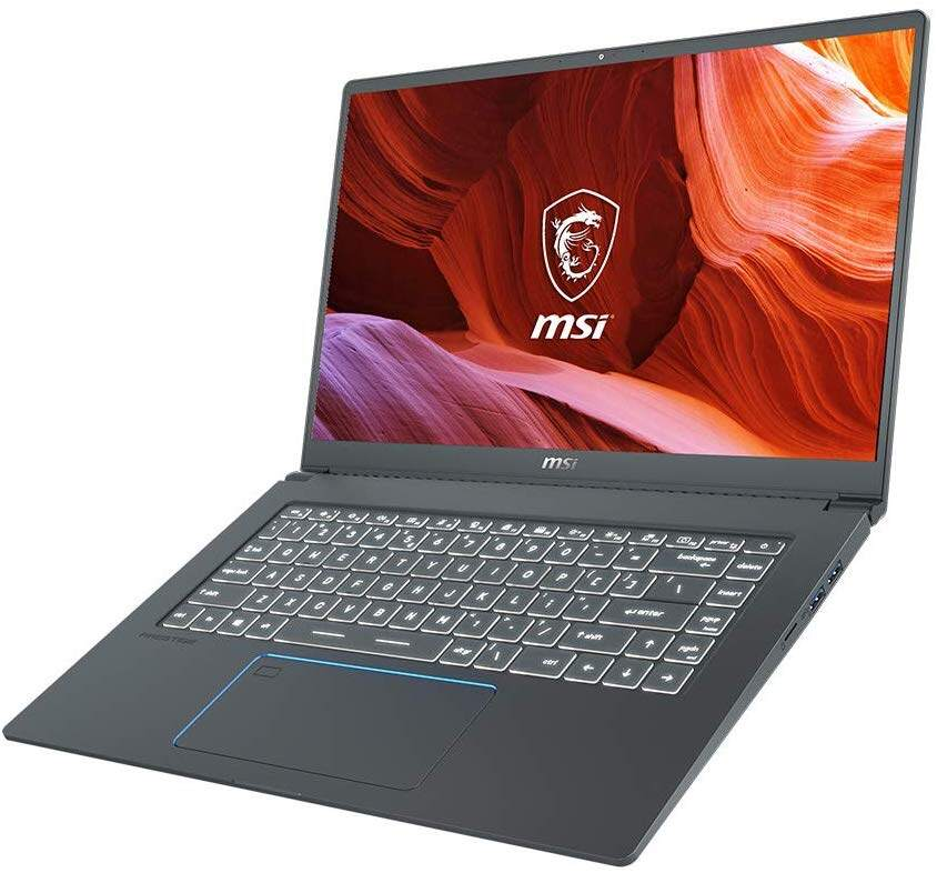 MSI Modern 14 A10RB-459 Ultra Thin and Light Professional Laptop Intel Core i5-10210U MX250 8GB DDR4 512GB NVMe SSD Win10Pro Malaysia