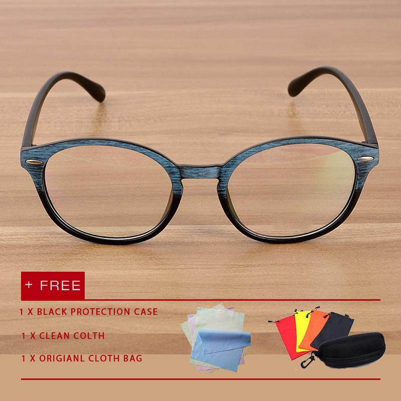 9216c8eb2 Classic men women eyewear eyeglasses Anti Blue Light Glasses UV Spectacles  flat lens glasses for men