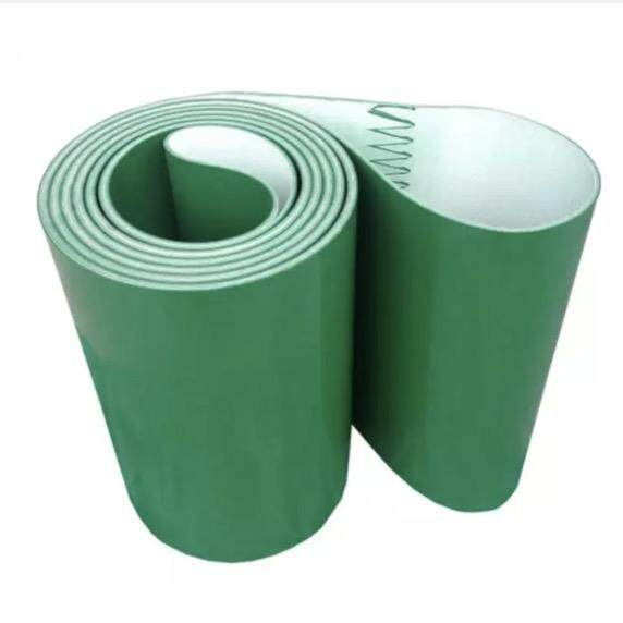 1000x250mm Customized--PVC Green Fat Line Industrial Conveyor Belt