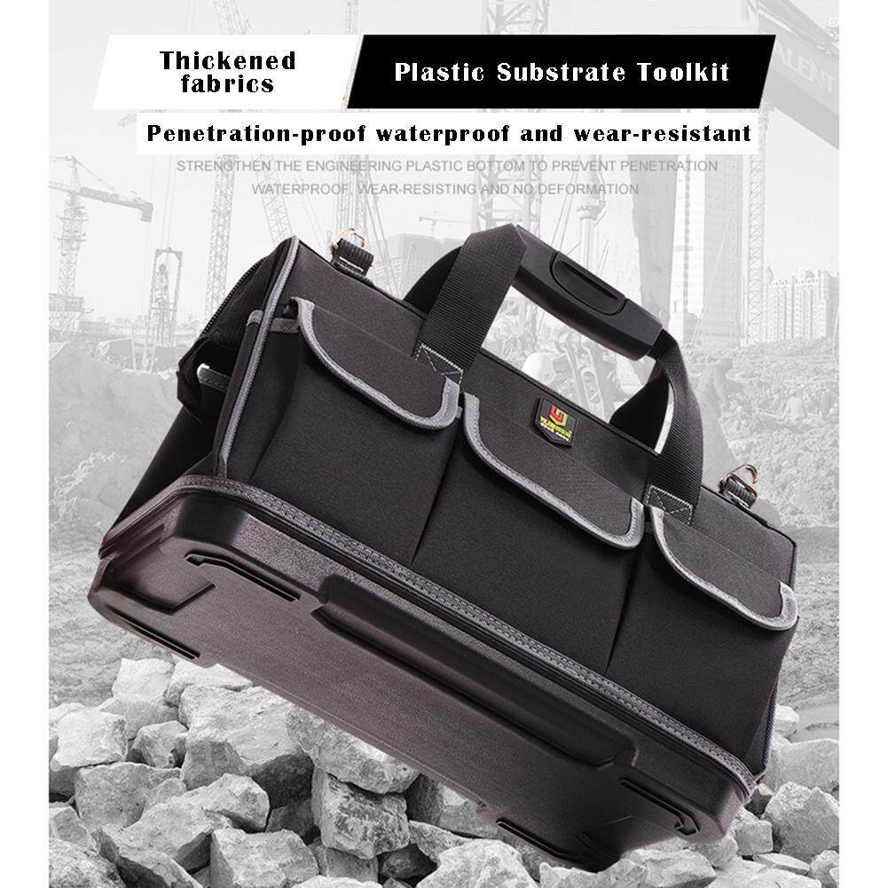 【sikiwind】Oxford Cloth Waterproof Storage Tool Bag Large Capacity Shoulder Hand Bag