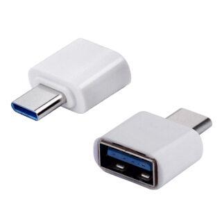 Bộ Chuyển Đổi USB Loại C Bộ Chuyển Đổi Phích Cắm Sạc Type-C Sang USB thumbnail