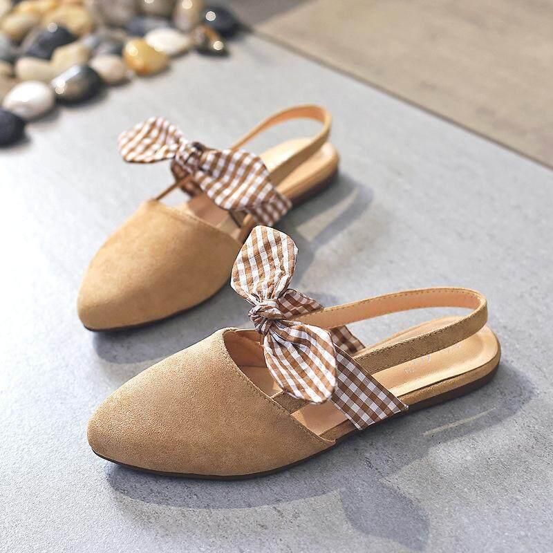 7a3beb5a313a2 Flat Sandals for Women for sale - Summer Sandals online brands ...