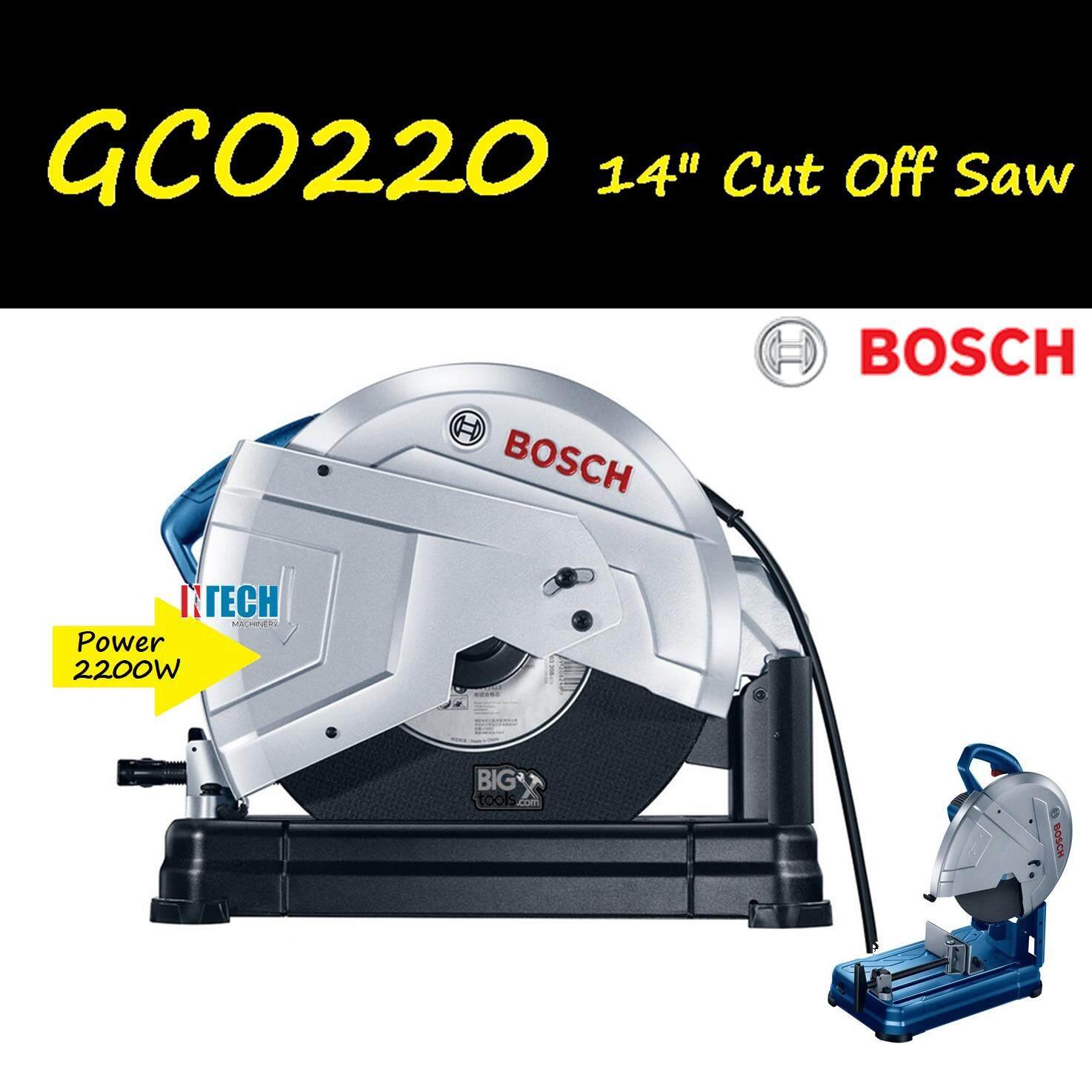 BOSCH GCO220 METAL CUT OFF GRINDER