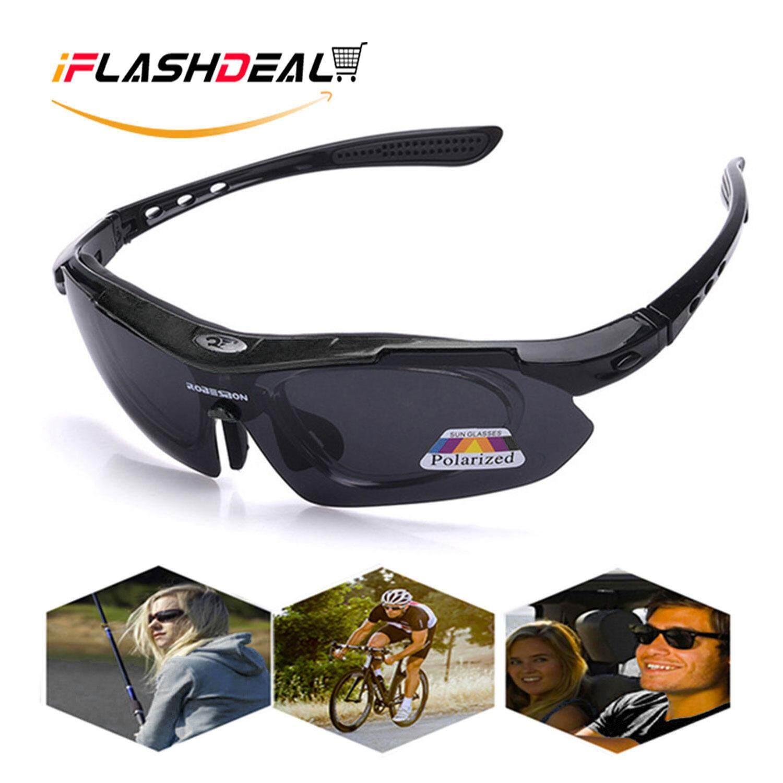 f7459d2e220 iFlashDeal Men Sports Sunglasses Polarized Outdoor Sport Driving Male Women Sun  Glasses Cycling Riding Running Glasses