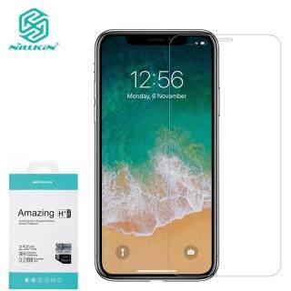 Nillkin Siêu Mỏng 9H Kính Cường Lực Untuk iPhone 12 12 Pro 12 mini 12 Pro Max 11 11 Pro 11 Pro Max iPhone X Xs XR XS Max Miếng dán màn hình điện thoại H + Pro 0.22MM Chống Cháy Nổ Bảo Vệ Màng Kính Cường Lực thumbnail