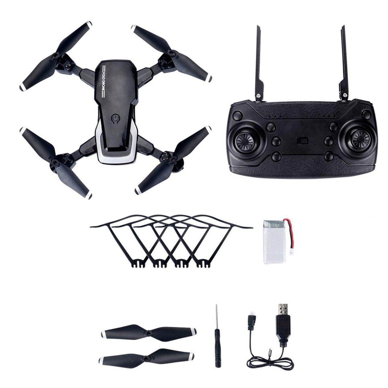 GOOD SHOP T02 LF609 2.4G 480P Foldable 3D Flip Altitude Hold Headless FPV RC Quadcopter