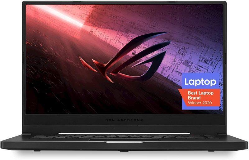 "ROG Zephyrus G15 Ultra Slim Gaming Laptop, 15.6"" 240Hz Pantone Validated FHD Display, GeForce RTX 2060 Max-Q, AMD Ryzen 9 4900HS, 16GB DDR4, 1TB PCIe SSD, Gig+ Wi-Fi 6, Windows 10 Home Malaysia"
