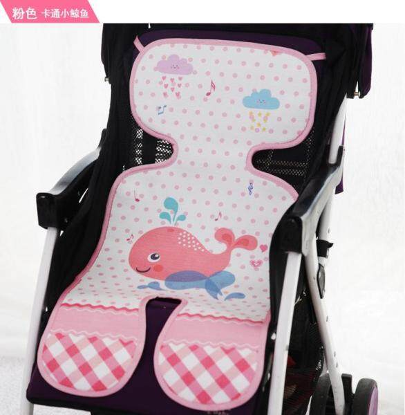 C-Fit Cartoon Baby Stroller Cooling Mat Foldable Ice Silk Pad Singapore