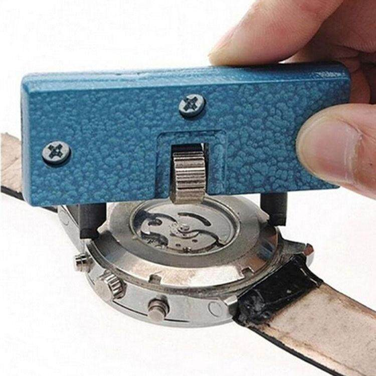 MeiYang Watch Repair Tool Adjustable Back Case Opener Cover Remover Screw Wrench New