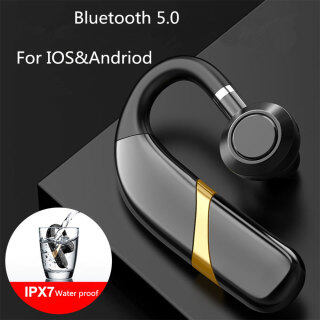 Tai Nghe Bluetooth Doanh Nhân Rảnh Tay X9 Chính Hãng Có Mic, Tai Nghe Không Dây Điều Khiển Bằng Giọng Nói Chống Nước IPX7 thumbnail