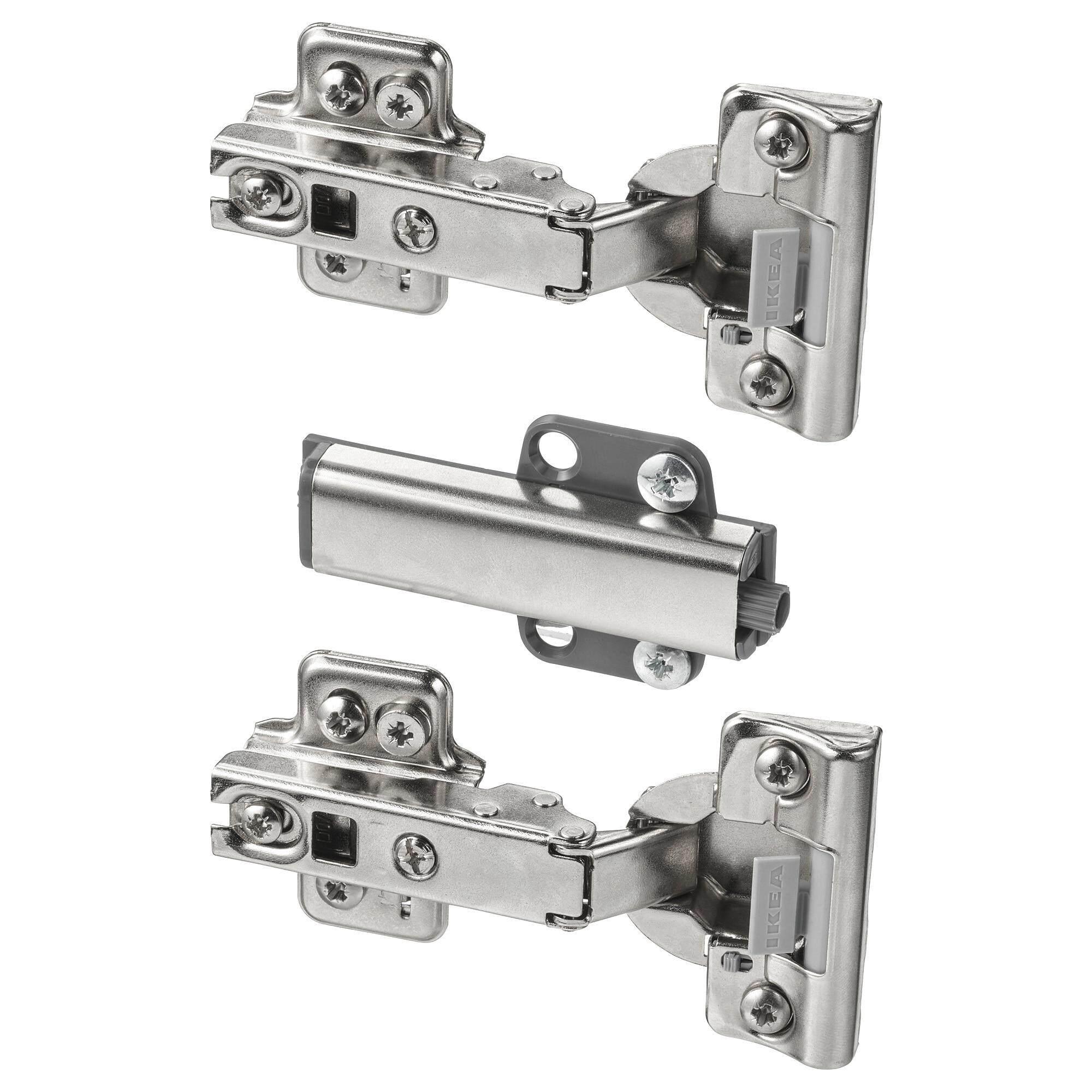 IKEA BESTÅ Soft closing/push-open hinge - 2 pieces