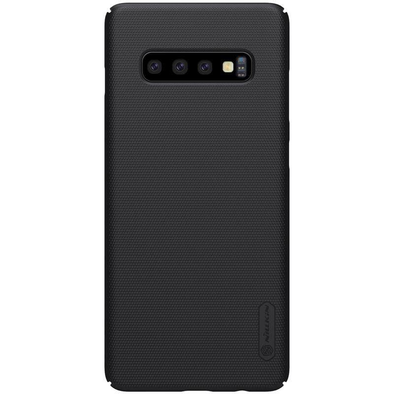 Samsung Galaxy S10 Case, Nillkin Super Frosted Shield Matte Anti-skid Shockproof Full Protection