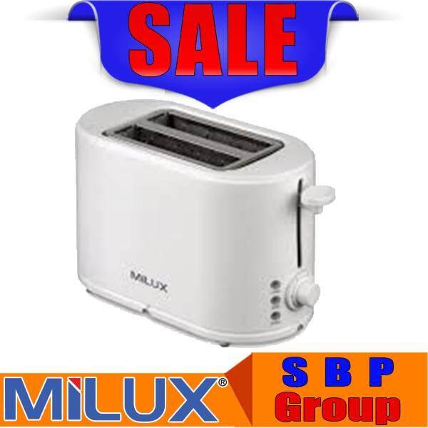 Milux Pop Up 2 Slice Toaster MBT-2333 pembakar roti