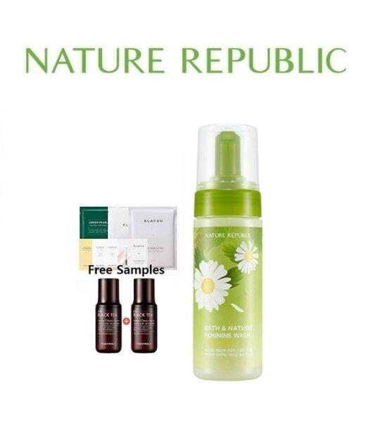 Buy [NATURE REPUBLIC] Bath & Nature Chamomile Feminine Wash 150ml Singapore