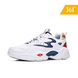 Giày thể thao phối màu độc đáo thiết kế đơn giản trẻ trung phong cách streestyle 361 Degrees thumbnail