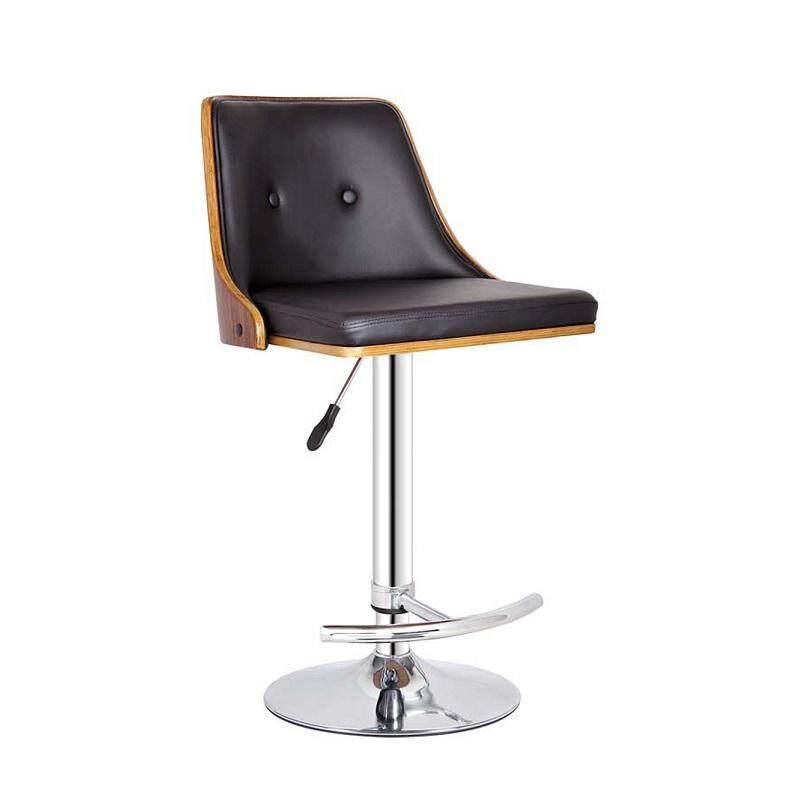 Bar Chairs European Bar Stool Chair Lift Chair Rotating Bar Chair Simple Home Backrest High Stool Cashier Chair 2019 Latest Style Online Sale 50%