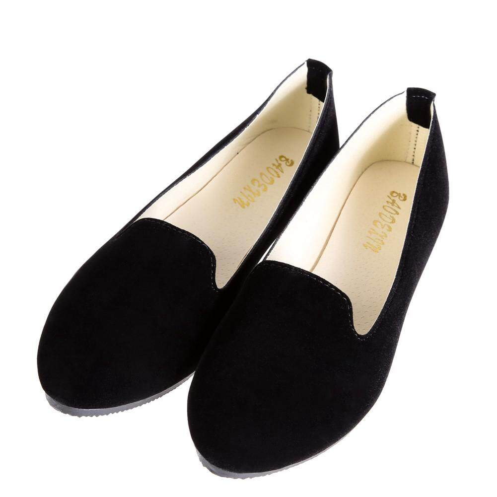 94a581addaa Women Slip On Flats Ballet Loafers Shoes Ladies Flat Flat Ballerinas Casual  Shoe