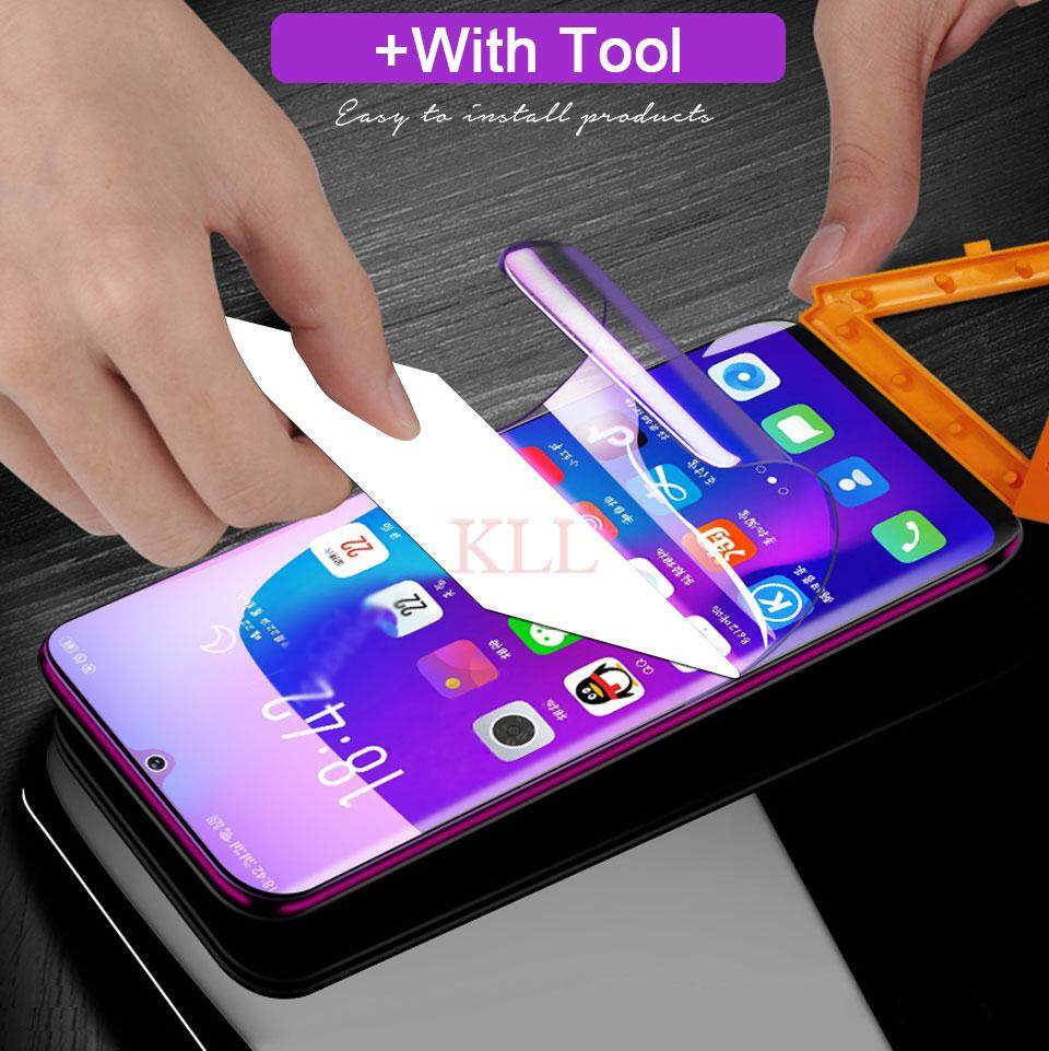 3d Full Cover Soft Hydrogel Film For Oppo A3s A5 A5s Screen Protector For  Oppo F11 F11pro Not Tempered Glass