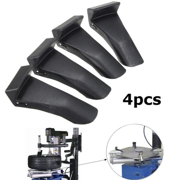 ZHANTONG 4 Cái Chèn Nhựa, Bọc Bảo Vệ Kẹp Hàm Tấm Bảo Vệ Vành Bánh Xe Để Thay Lốp