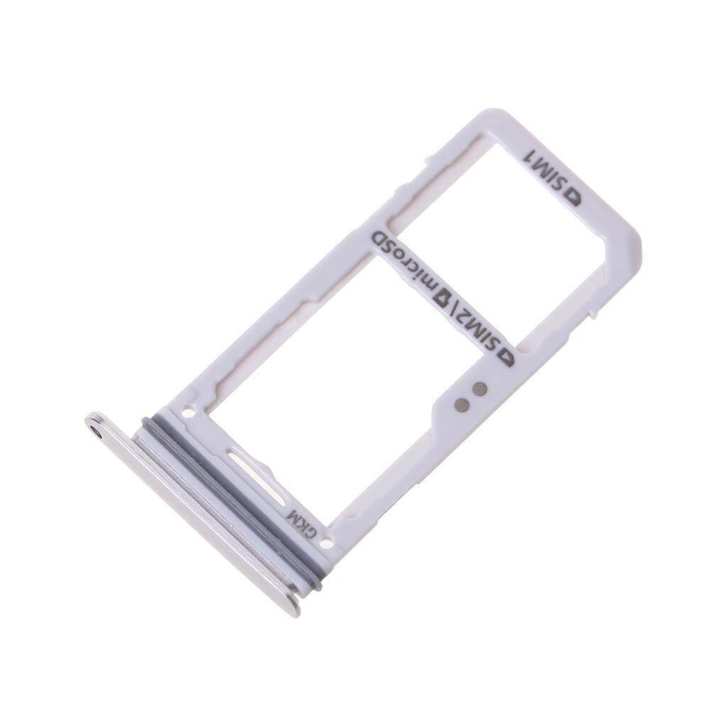 Mobile Phone SIM SD Card Single/ Dual Slot Tray For Samsung Galaxy S8 S8  Plus