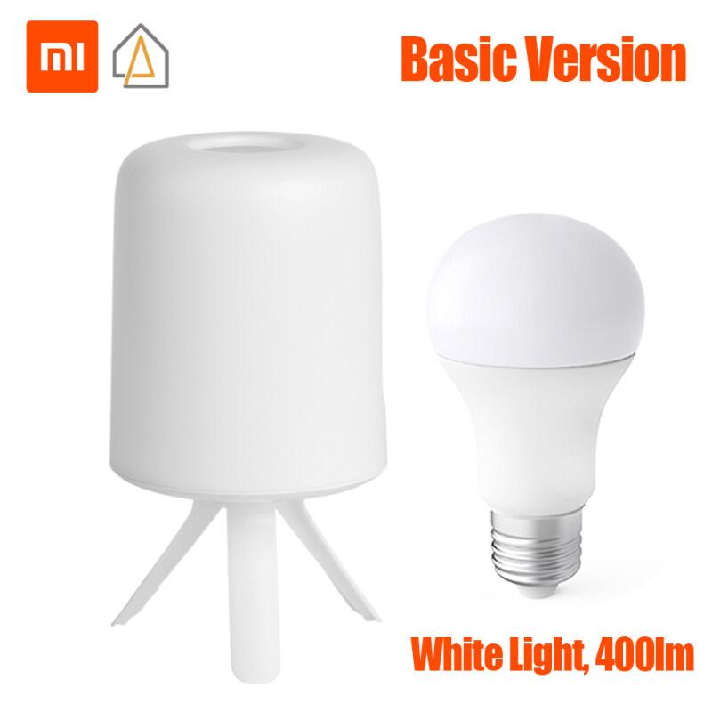 Đèn LED Cạnh Giường Xiaomi Youpin ZhiRui, Đèn E27 Bóng Đèn Để Bàn Thiết Kế Mờ Ảo